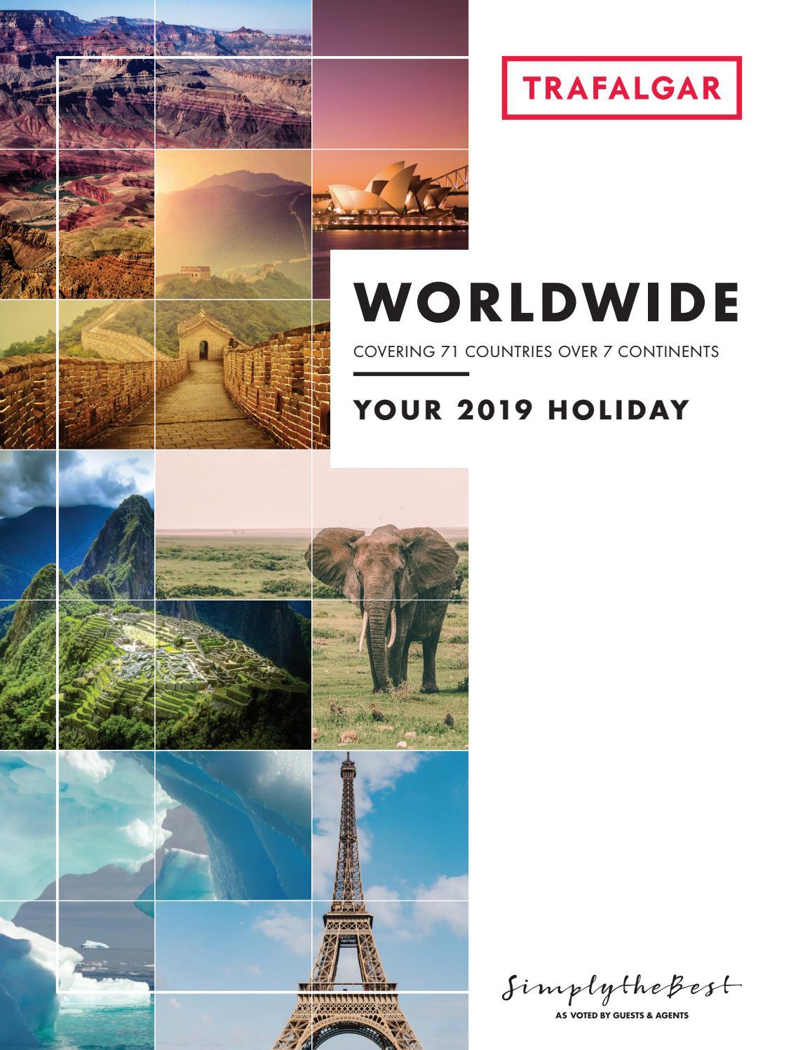 3858024d168 Worldwide 2019 EU by Trafalgar - issuu