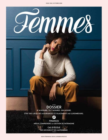 Femmes Magazine 196 by alinea communication - issuu bb3d22b6d76