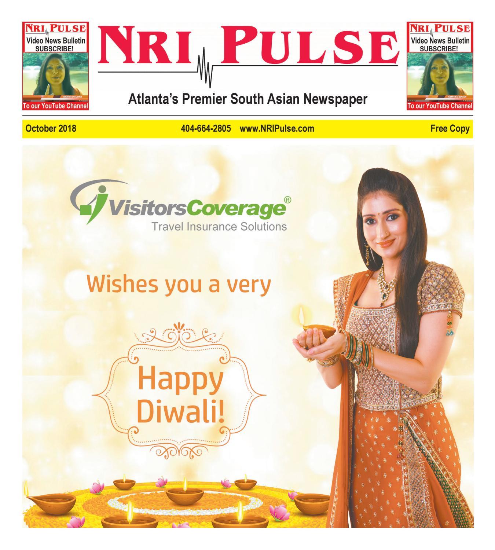 NRI Pulse October 2018 Print Issue by NRI Pulse - issuu