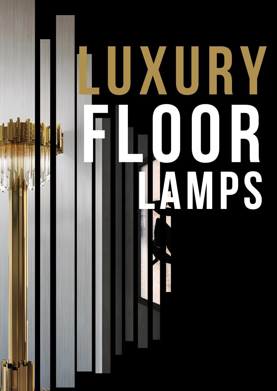 Luxury Collection Floor Lamps By Home Living Magazines Issuu