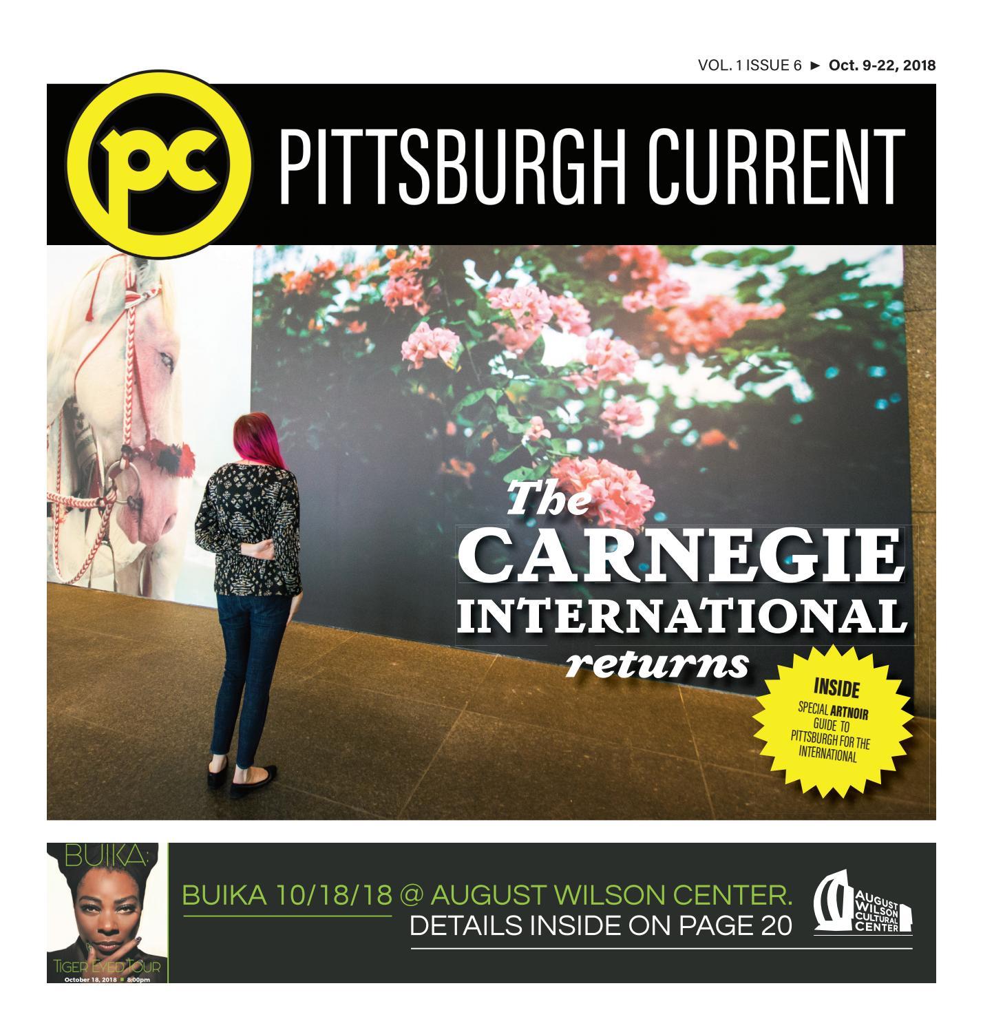3c41e75a6604 Pittsburgh Current Vol.1