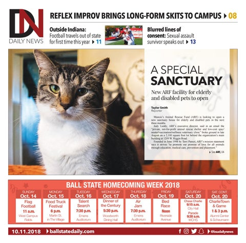 d630a7df7a7c0 BSU 10-11-18 by The Ball State Daily News - issuu