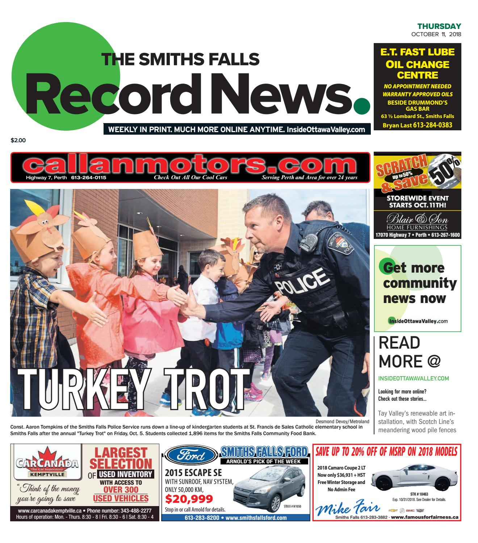 c72286b0741f OTV S A 20181011 by Metroland East - Smiths Falls Record News - issuu
