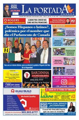 La Portada Canada by Comercio Latino - issuu f47b2e72ec5b9