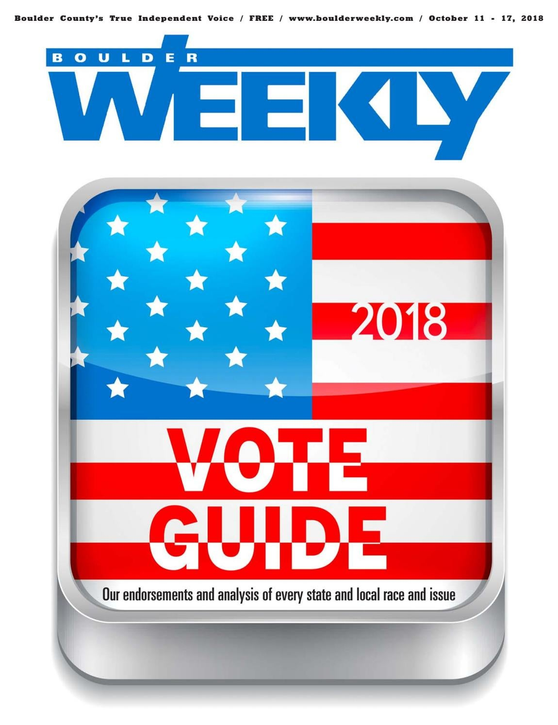 new arrival 85421 e502e 10.11.18 Boulder Weekly by Boulder Weekly - issuu