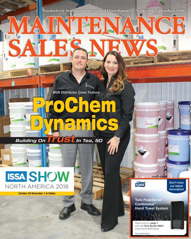 Sep/Oct 2018 Maintenance Sales News by Maintenance Sales News - issuu