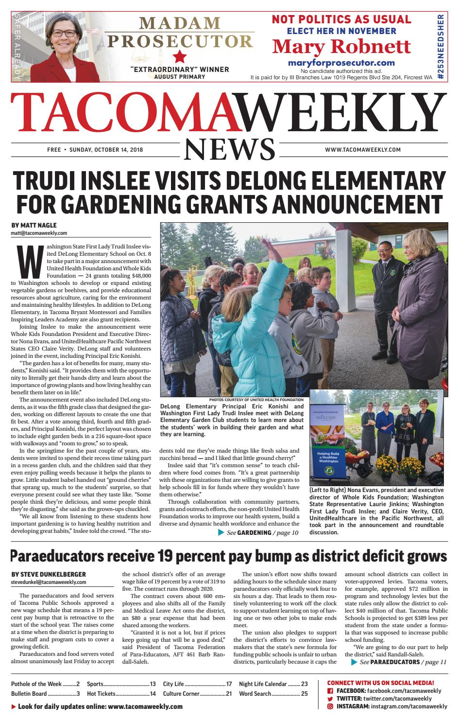 TW_10 14 18 by Tacoma Weekly News - issuu