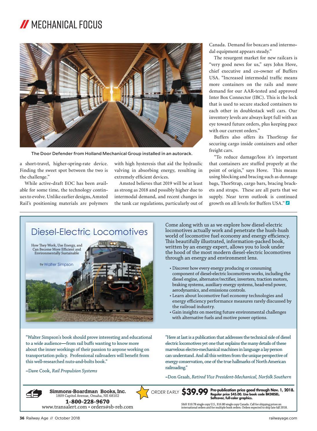 Railway Age October 2018 by Railway Age - issuu