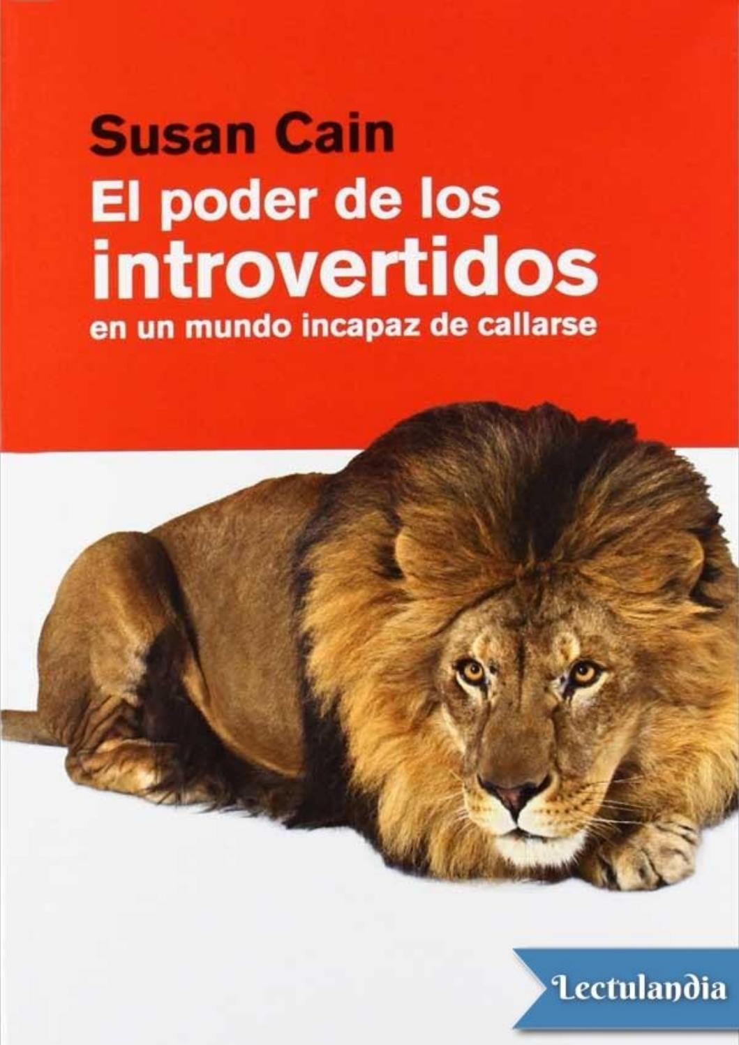 3d4e5a86e528e El poder de los introvertidos by munditeca2018 - issuu