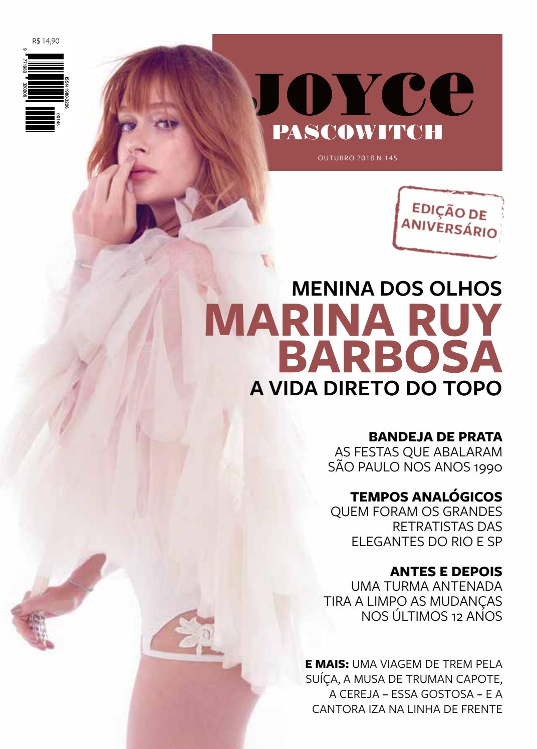 0ea40342b Revista Joyce Pascowitch 145 - 12 Anos by Revista JP - issuu