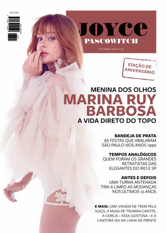 9a7155fb0b Revista Joyce Pascowitch 145 - 12 Anos by Revista JP - issuu