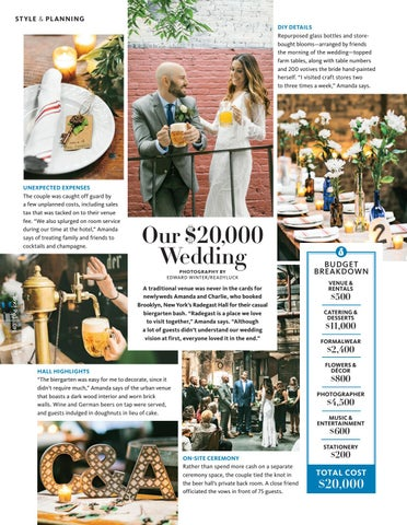 Page 142 of Our $20,000 Wedding
