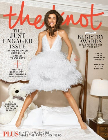 e98864bbe2358 The Knot Winter 2018 by The Knot - issuu