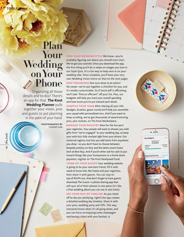 Page 46 of Plan Your Wedding on Your Phone