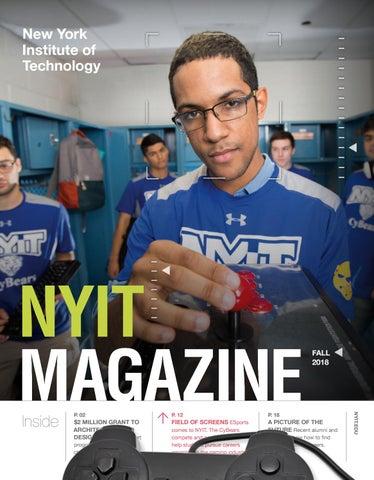 NYIT Magazine Fall 2018 by NYIT Magazine - issuu