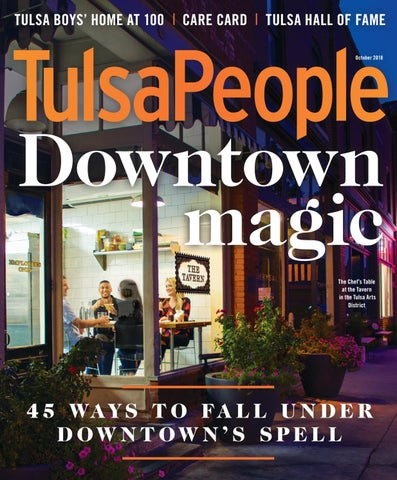 b334f0d71120 TulsaPeople October 2018 by TulsaPeople - issuu