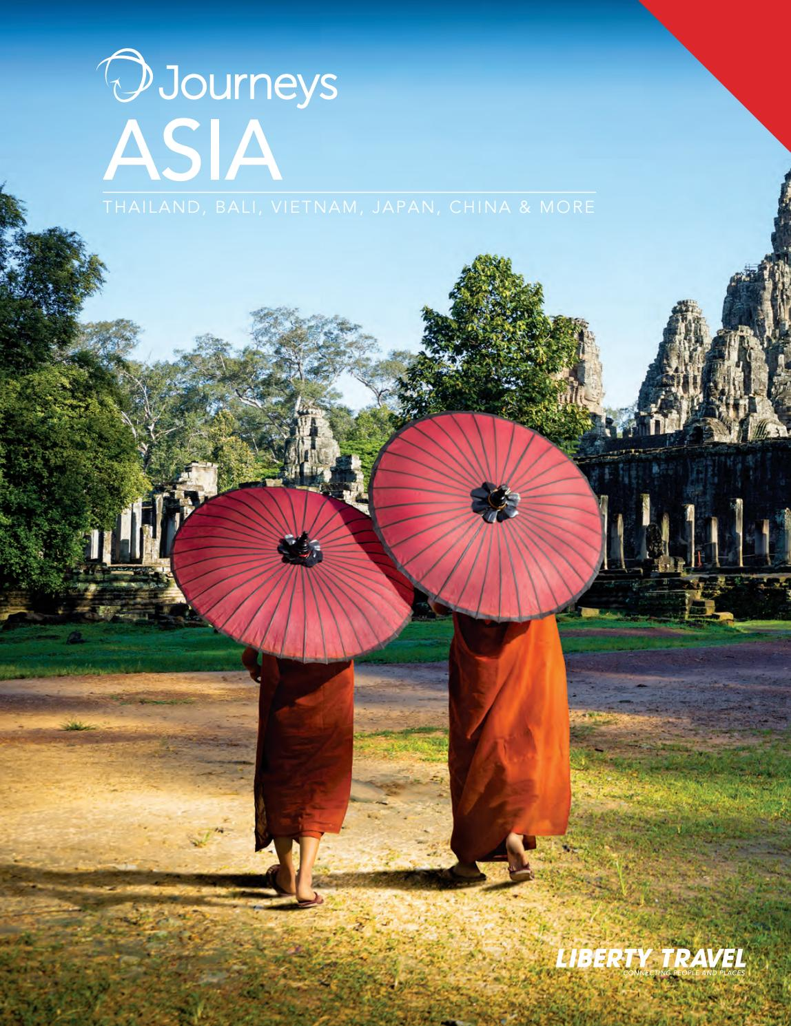Liberty Travel | Journeys: Asia by Liberty Travel - issuu