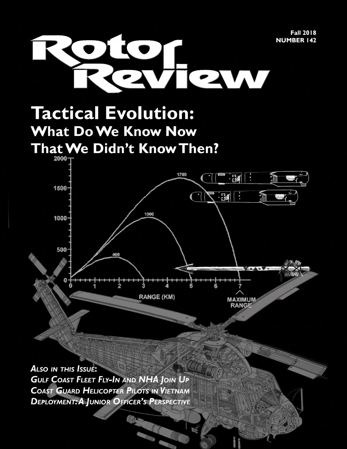 Rotor Review #142 Fall by Naval Helicopter Association, Inc