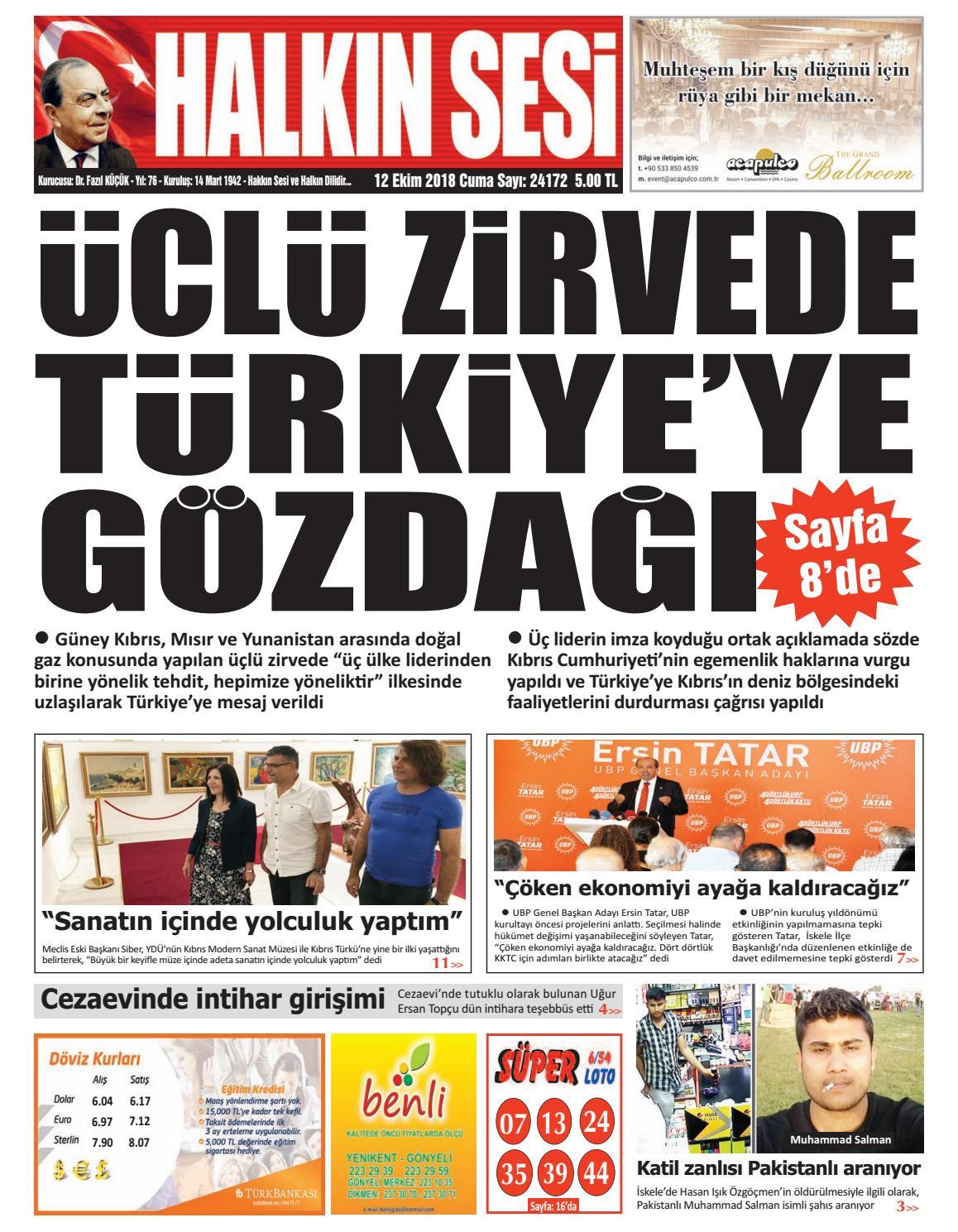 Kıbrısın gündeminde Türk-Rum karma ordu var 46