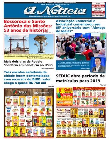 Dia 13 e 14 de outubro de 2018 by Jornal A Notícia - issuu 341c81e024