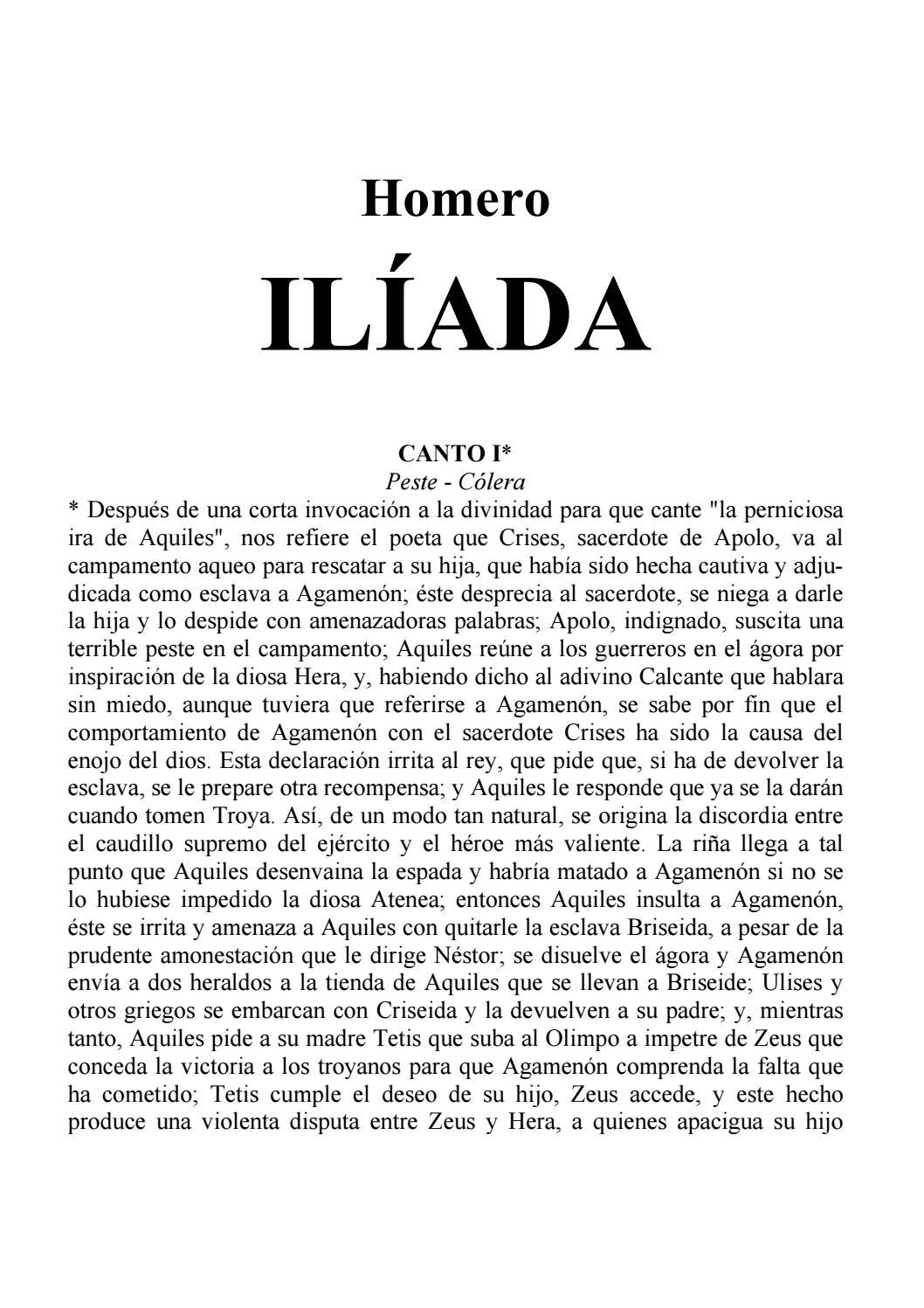 La ilíada by munditeca2018 - issuu