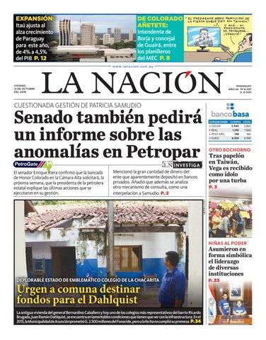 DIARIO LA NACIÓN - EDICIÓN 8.497 by La Nación - issuu eb81af76e0f
