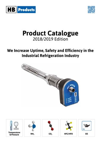 HB Product Catalogue 2018/2019 by Bahnhof - issuu