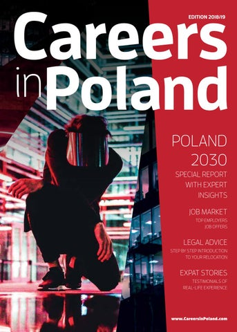 Careers in Poland 2018/19