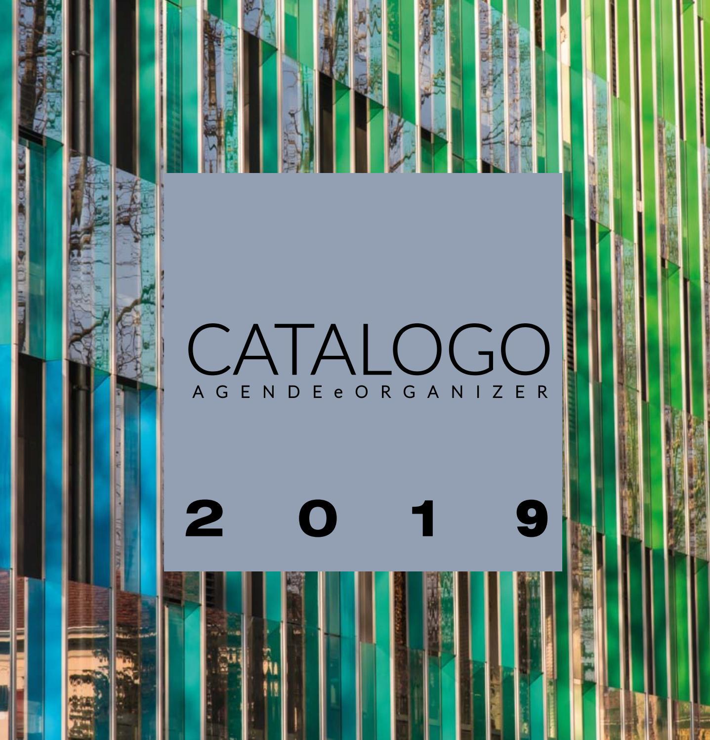 19x14 blu Calendario da tavolo triangolare spiralato 2020