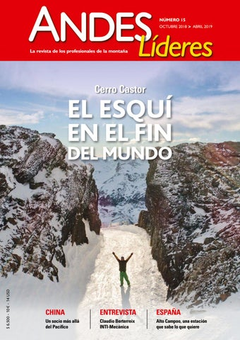 Andes Líderes N 15 By Montagne Expansion Issuu