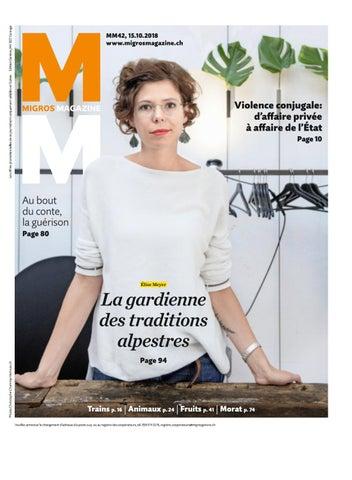 462c2b0079ae Migros-Magazin-42-2018-f-GE by Migros-Genossenschafts-Bund - issuu