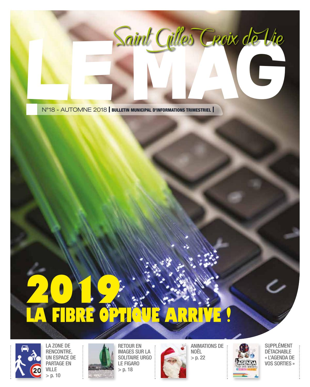 Clic Saint Gilles Croix De Vie saint gilles croix de vie le mag - numéro 18 - automne 2018
