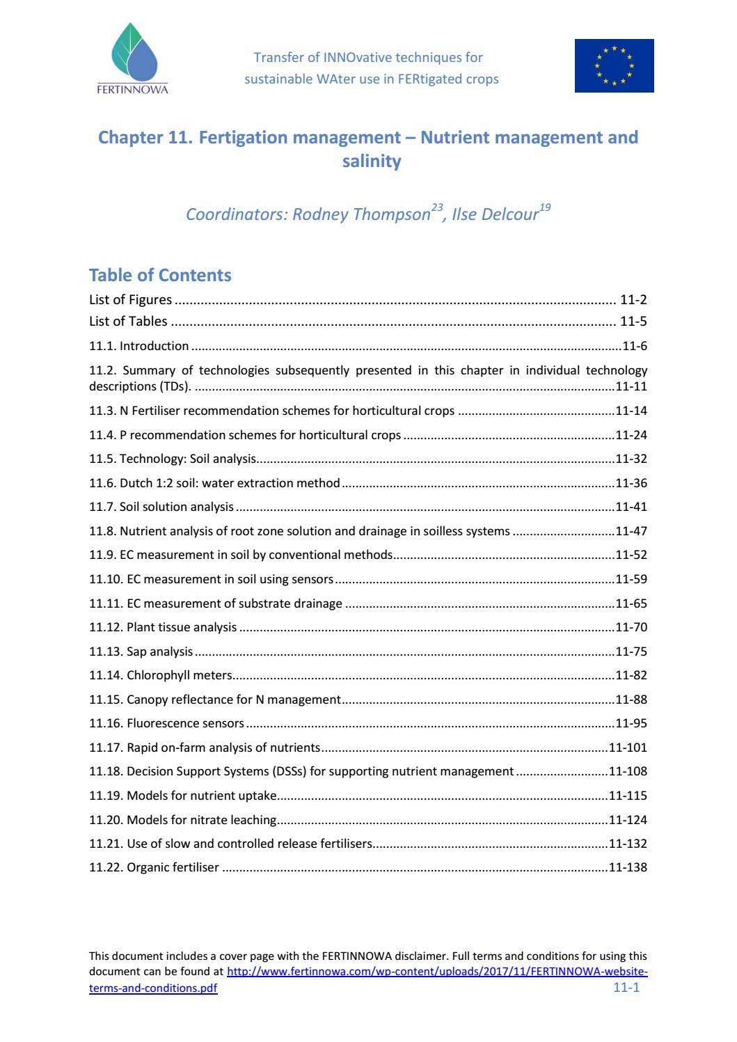 45923760bb802a CAP 11 Fertigation management - Nutrient management and salinity   La  Biblia de la Fertirrigación by Horticultura   Poscosecha - issuu
