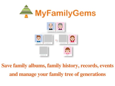 create your own family tree online by mfg myfamilygems issuu