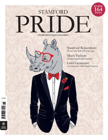 f4028b21305 Stamford Pride November 2018 by Pride Magazines Ltd - issuu