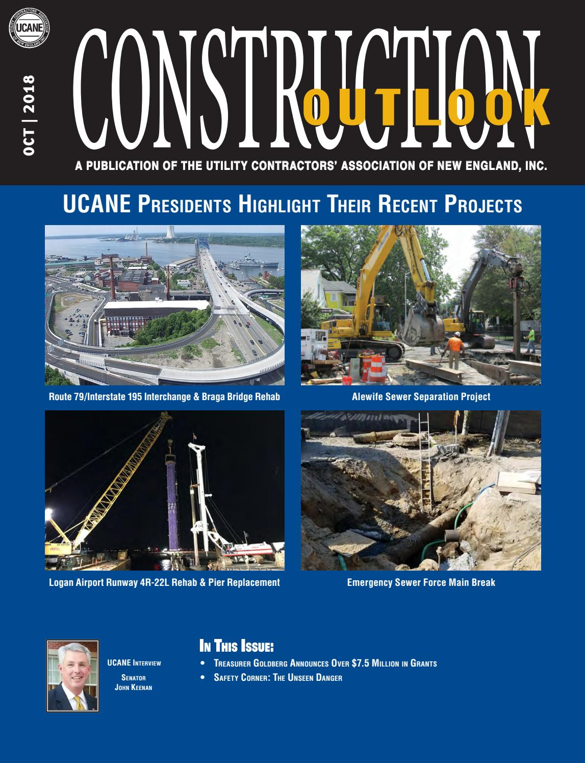 Construction Outlook October 2018 by Ucane - issuu