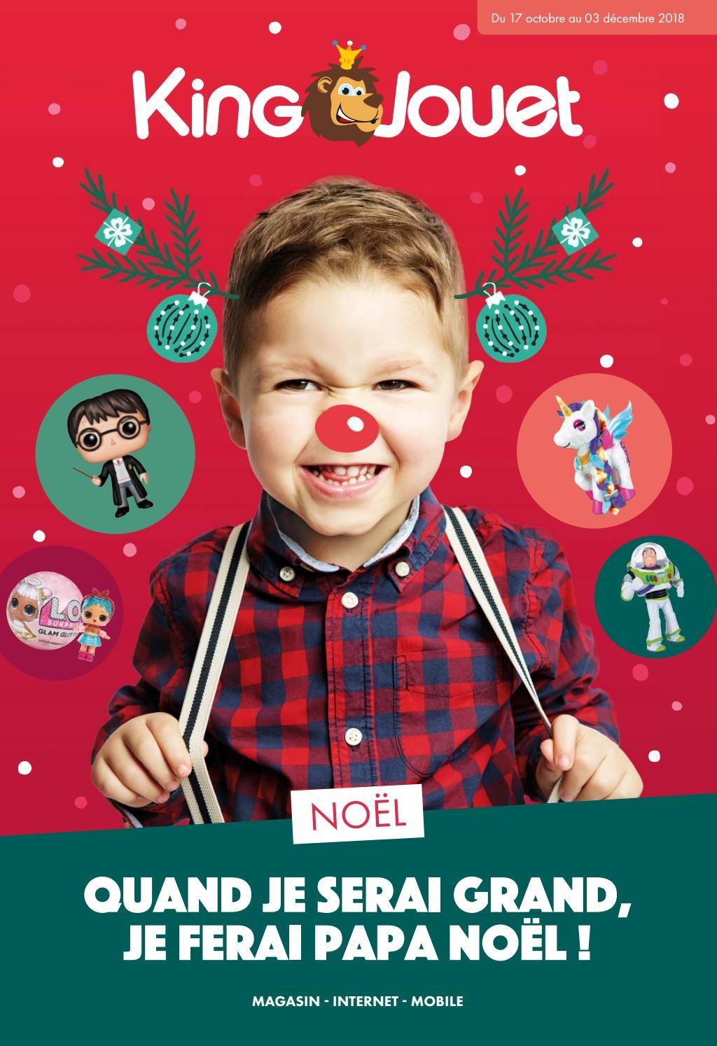 Catalogue Jouets King Jouet Noel 2018 By Bonsplans Issuu