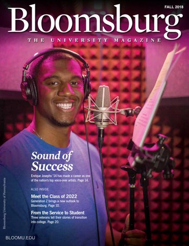 e87c35ca75c Bloomsburg Magazine Fall 2018 by Bloomsburg University - issuu