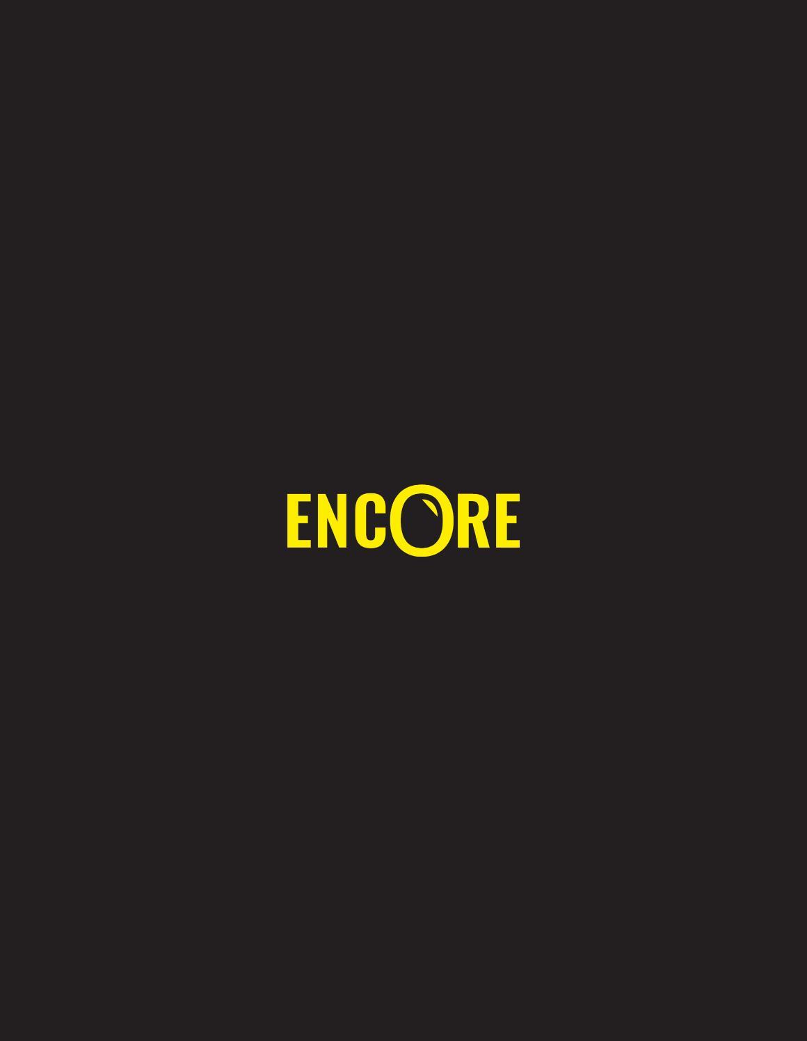 Encore by Simona Nuccio - issuu 5c19a0efc83b