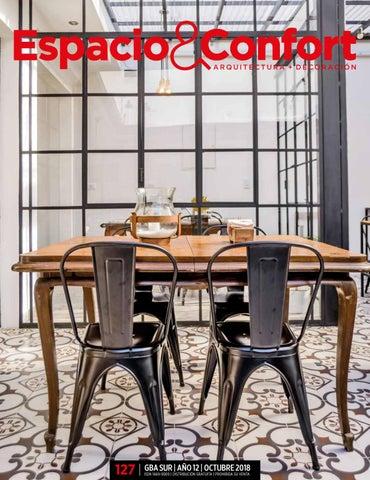 127-GBA-Octubre-2018 by Revista Espacio Confort - Arquitectura + ... e31116509f89
