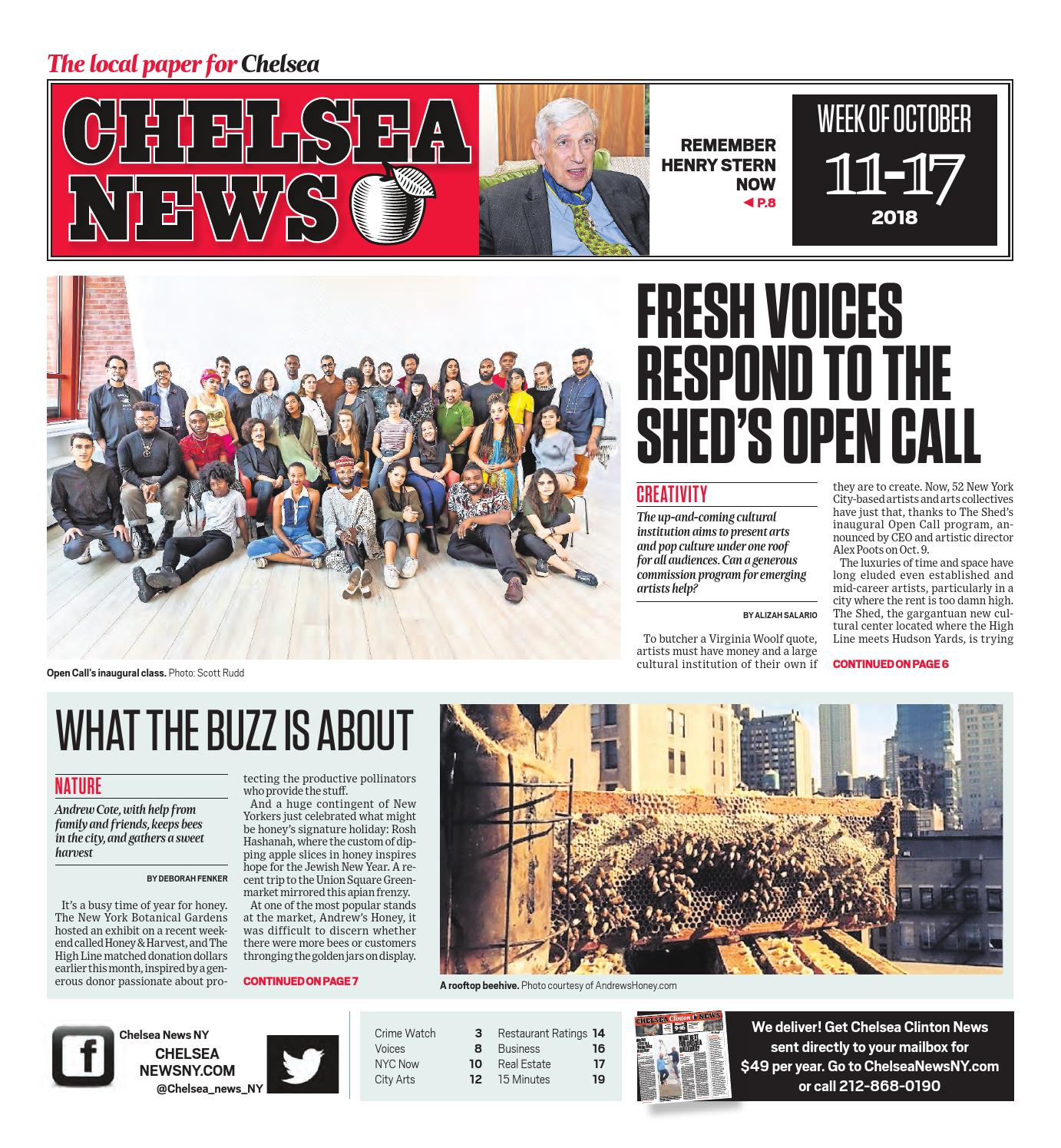 ee201e4f85c Chelsea News - October 11