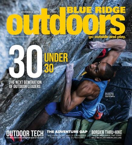 Blue Ridge Outdoors November 2018 by Summit Publishing - issuu