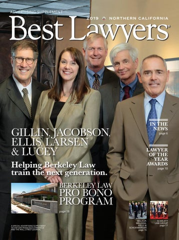 Best Lawyers In Northern California 2019 By Best Lawyers