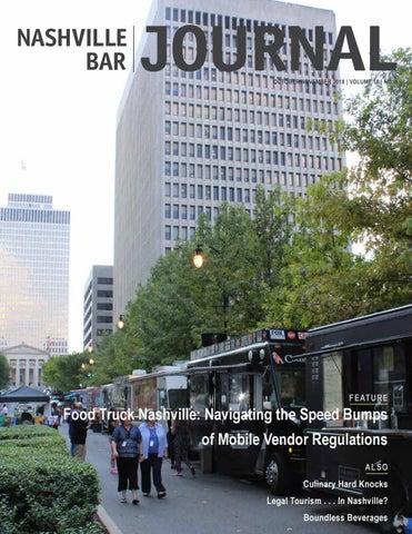 Nashville Bar Journal | October/November 2018 by Nashville