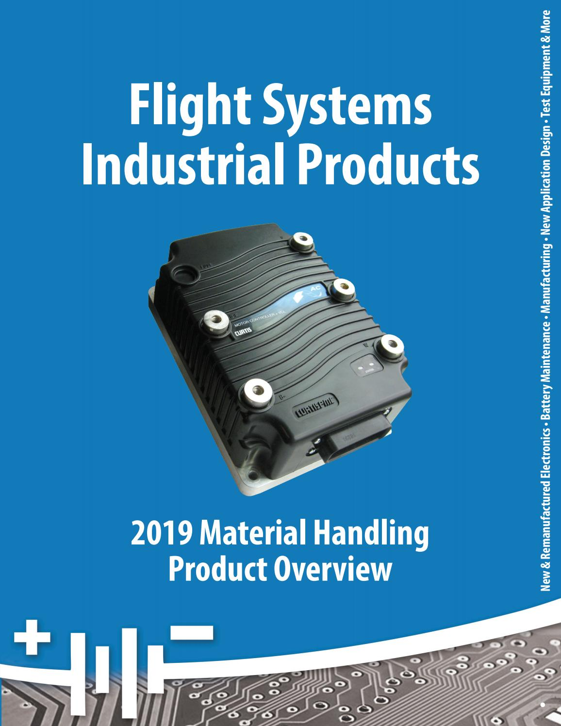 FSIP Product Overview by Flight Systems Industrial Products