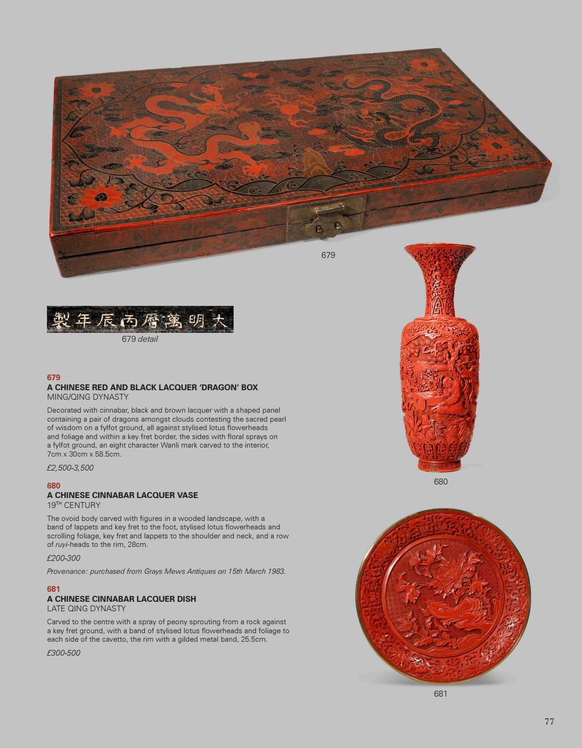Astounding Woolley Wallis Asian Art Ii Japanese Art By Atgpark Issuu Gmtry Best Dining Table And Chair Ideas Images Gmtryco