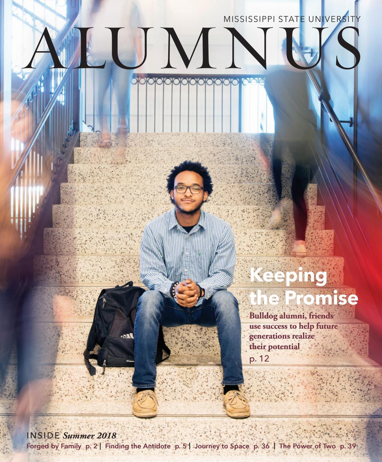 ALUMNUS Summer 2018 - Mississippi State University by