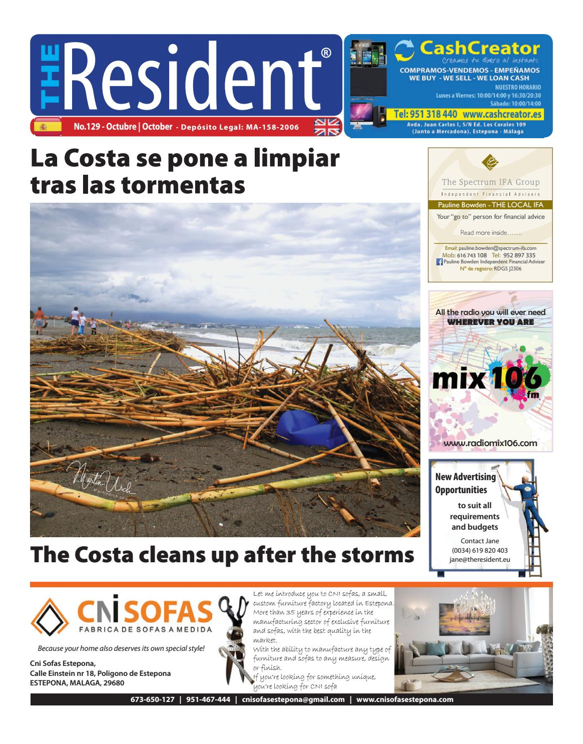 The Resident October 2018 by Manilva Media Workshop SLL - issuu 14f33bc034d