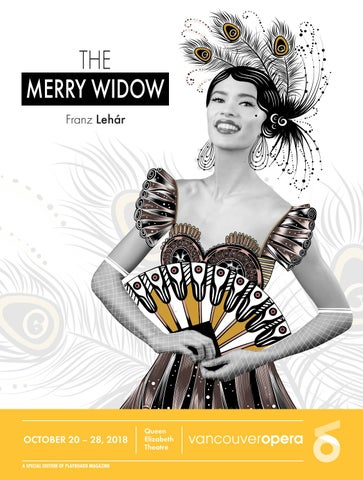 Vancouver Opera Presents The Merry Widow By Vancouver Opera Issuu