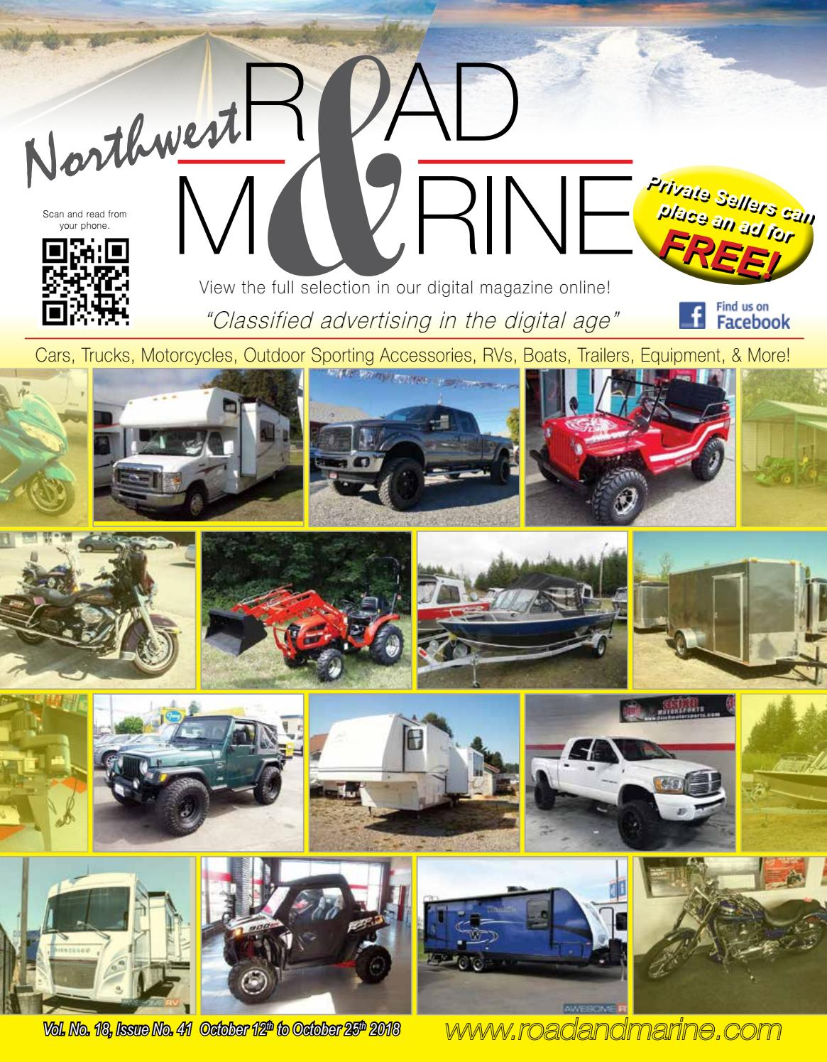 Road and Marine Magazine Vol 18 #41 by Road & Marine